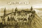 Кремль Хлынова в XVII веке