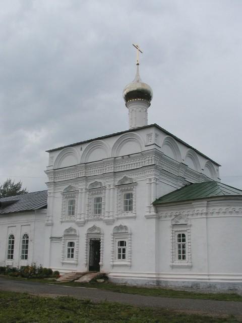 Спасо-Преображенская церковь женского монастыря