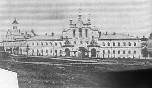 Спасо-Преображенский Новодевичий монастырь